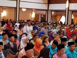 Kurniaan Darjah dan Pingat Kebesaran Pahang (12)