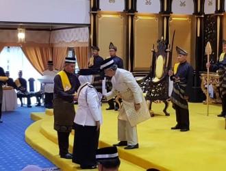 Kurniaan Darjah dan Pingat Kebesaran Pahang (13)