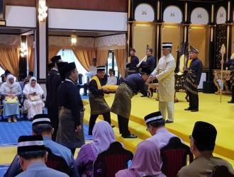 Kurniaan Darjah dan Pingat Kebesaran Pahang (15)