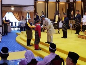 Kurniaan Darjah dan Pingat Kebesaran Pahang (16)