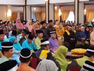 Kurniaan Darjah dan Pingat Kebesaran Pahang (17)