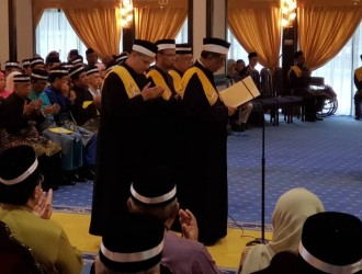 Kurniaan Darjah dan Pingat Kebesaran Pahang (19)