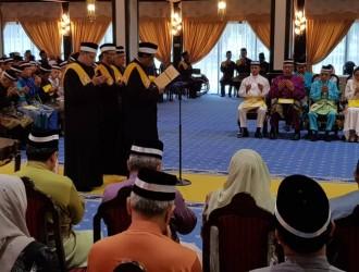 Kurniaan Darjah dan Pingat Kebesaran Pahang (20)