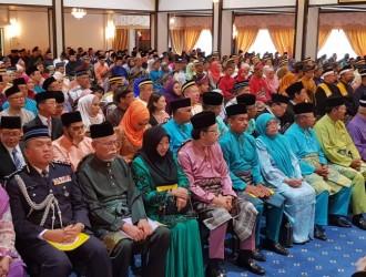 Kurniaan Darjah dan Pingat Kebesaran Pahang (4)