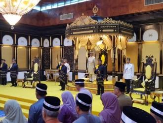 Kurniaan Darjah dan Pingat Kebesaran Pahang (5)