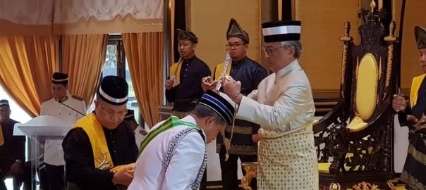 Kurniaan Darjah dan Pingat Kebesaran Pahang (6)