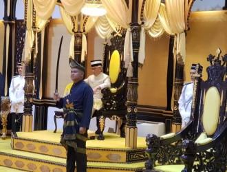 Kurniaan Darjah dan Pingat Kebesaran Pahang (7)