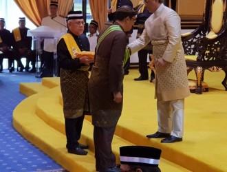 Kurniaan Darjah dan Pingat Kebesaran Pahang (8)