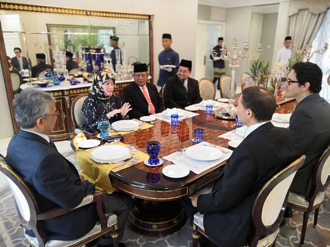 Kunjungan Hormat TYT Pesuruhjaya Tinggi Australia Ke Malaysia (3)