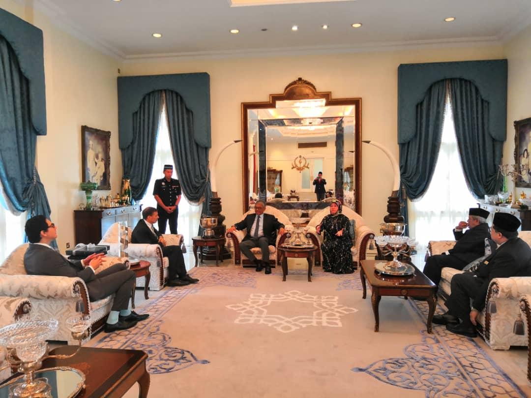 Kunjungan Hormat TYT Pesuruhjaya Tinggi Australia Ke Malaysia (4)