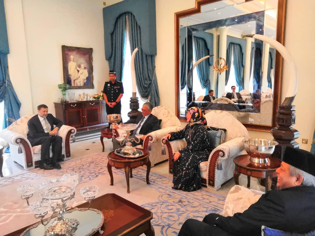 Kunjungan Hormat TYT Pesuruhjaya Tinggi Australia Ke Malaysia (6)