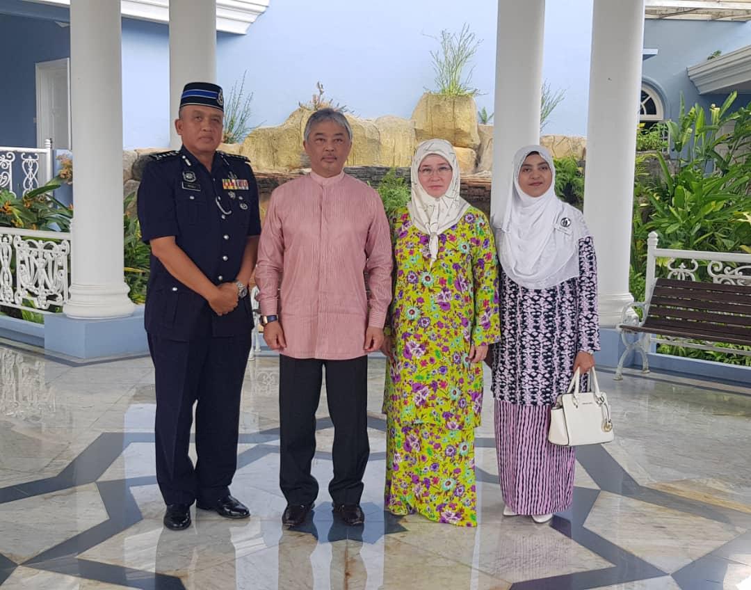 Majlis Kunjungan Hormat Menghadap (2)
