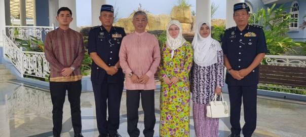 Majlis Kunjungan Hormat Menghadap (7)