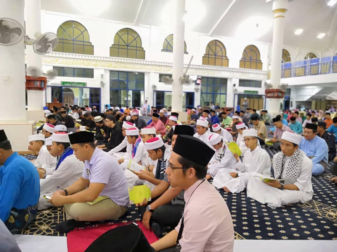 Penghargaan Rakyat Mendoakan Kesihatan Tuanku Sultan Pahang (13)