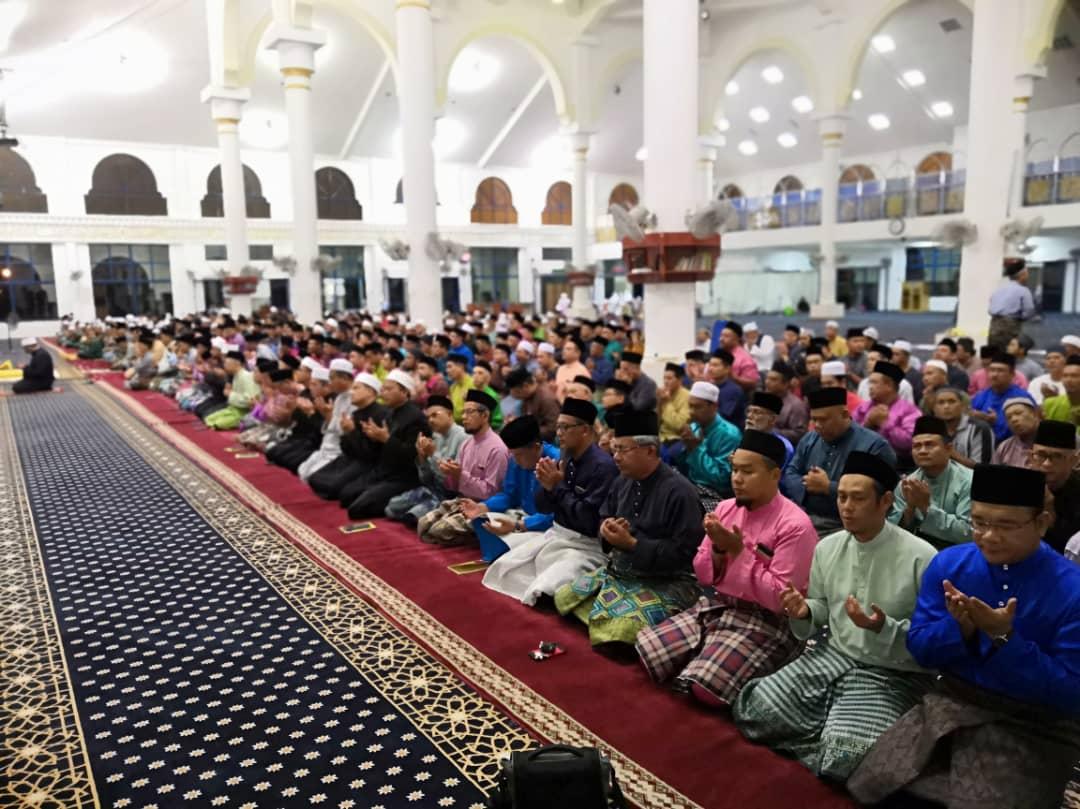 Penghargaan Rakyat Mendoakan Kesihatan Tuanku Sultan Pahang (15)