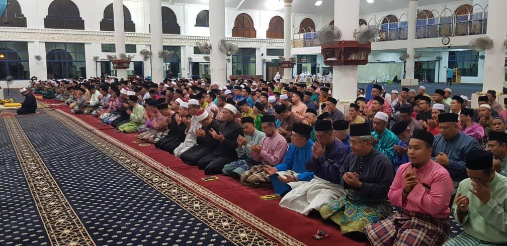 Penghargaan Rakyat Mendoakan Kesihatan Tuanku Sultan Pahang (2)