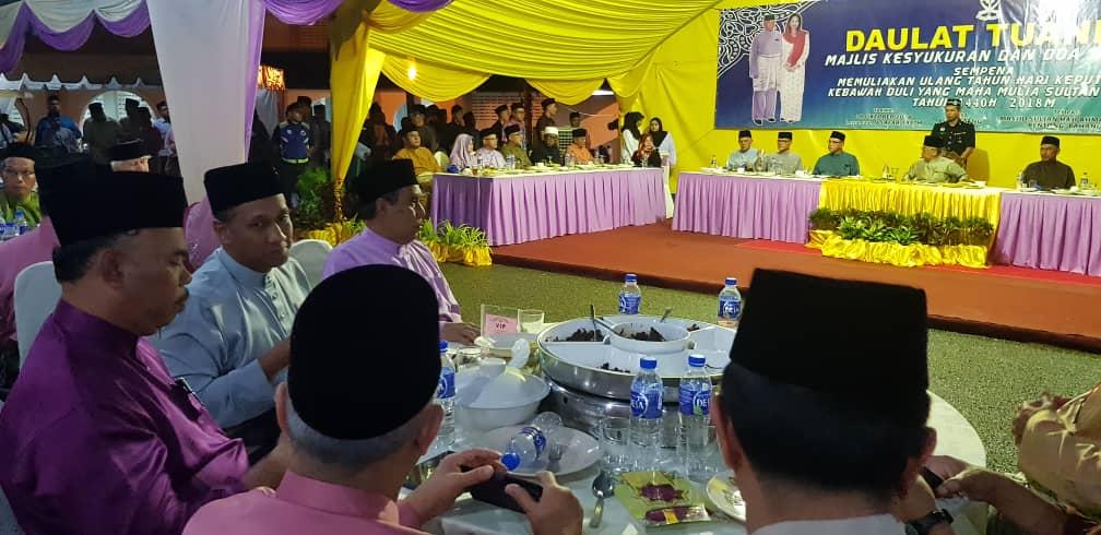 Penghargaan Rakyat Mendoakan Kesihatan Tuanku Sultan Pahang (6)