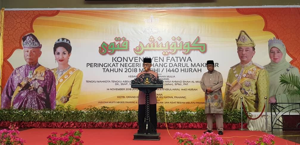 Konvensyen Fatwa Peringkat Negeri Pahang (10)