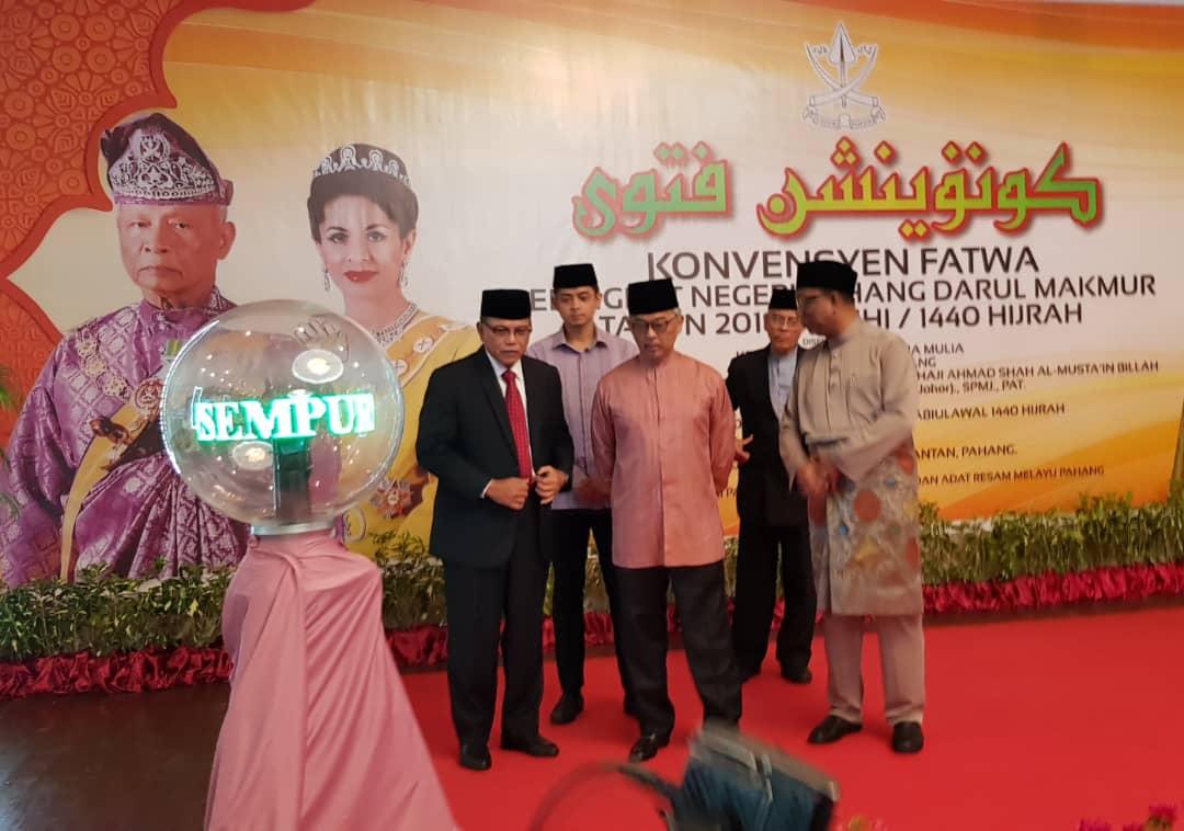 Konvensyen Fatwa Peringkat Negeri Pahang (13)