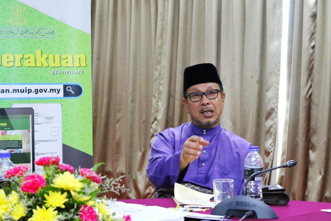Penceramah Agama Wajib Perolehi Perakuan Mulai 2019 (12)