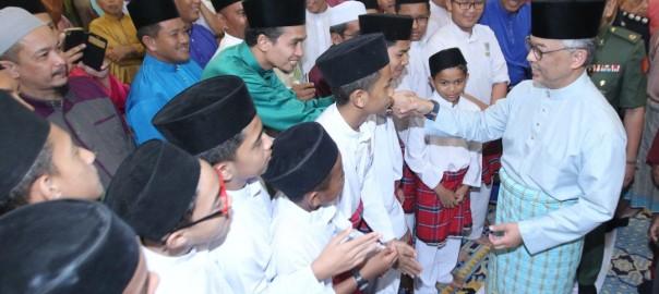 Majlis Kesyukuran Dan Doa Selamat (1)