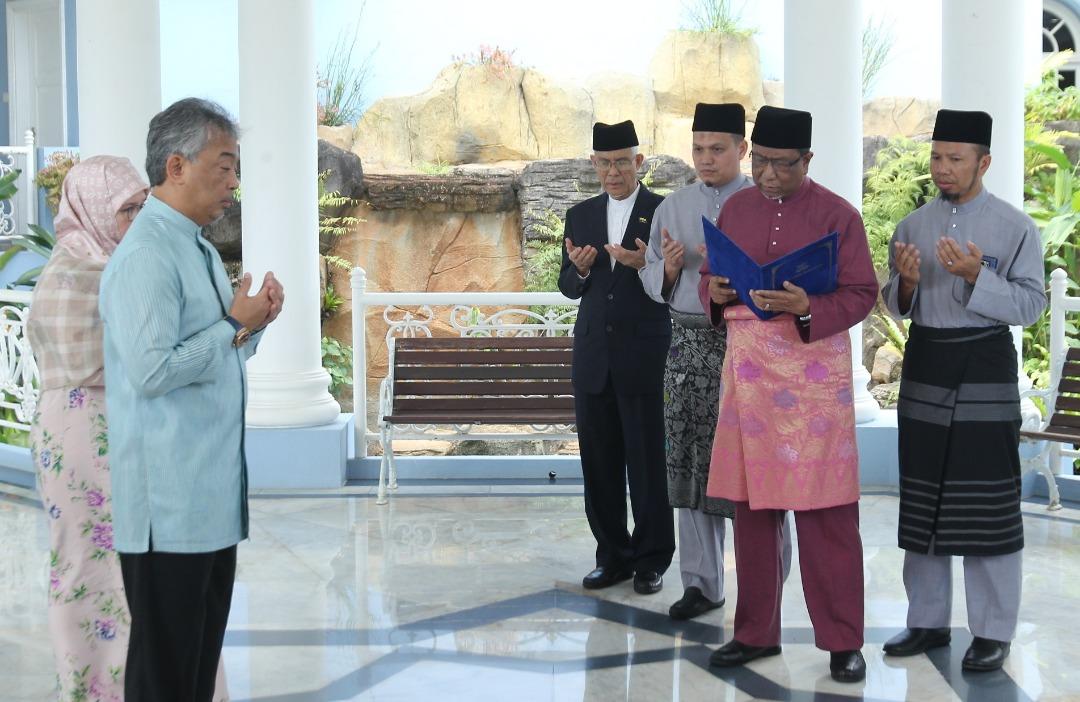 Sultan Pahang dilantik SPB Yang Dipertuan Agong (1)