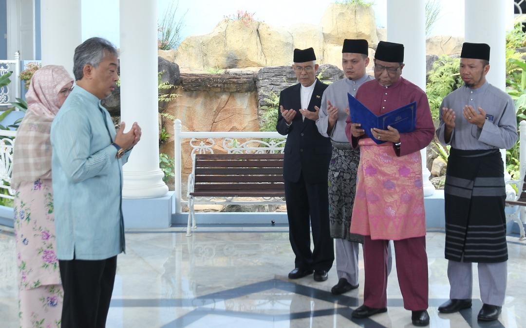 Sultan Pahang dilantik SPB Yang Dipertuan Agong (2)