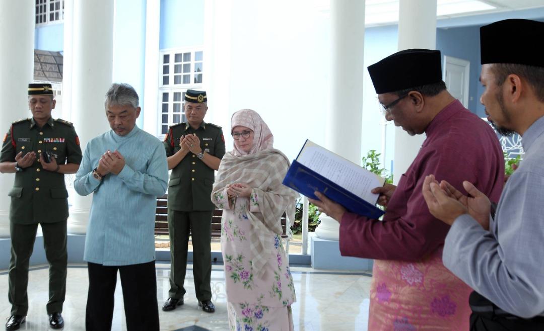 Sultan Pahang dilantik SPB Yang Dipertuan Agong (3)