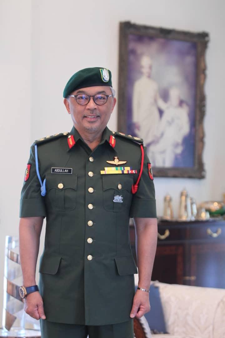 Sultan Pahang dilantik SPB Yang Dipertuan Agong (8)