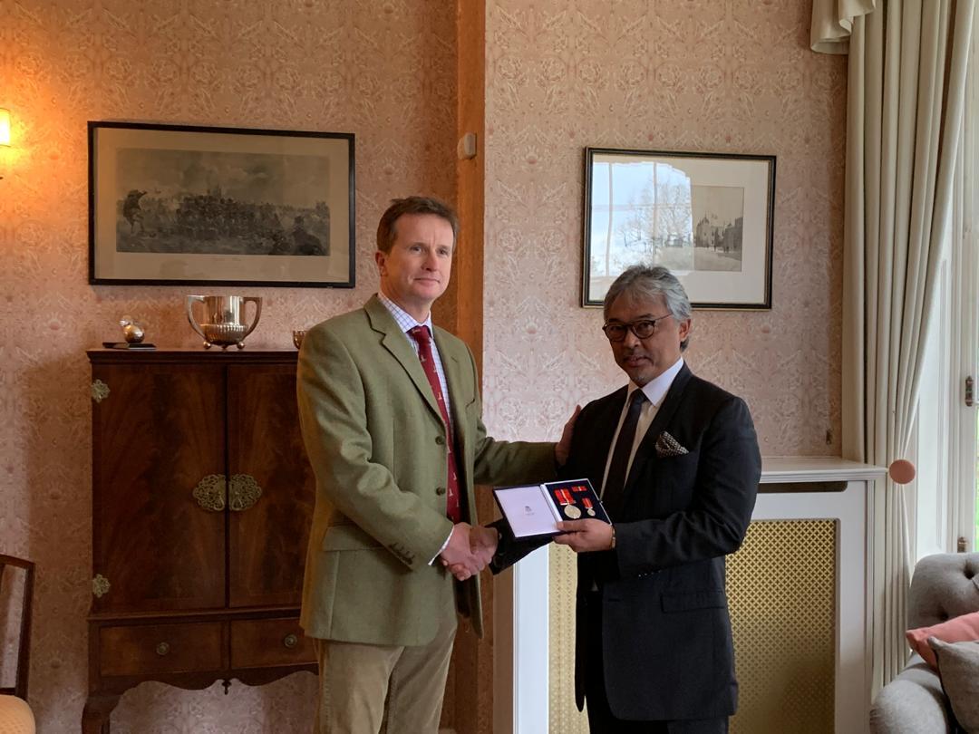 Tengku Hassanal sertai Akademi Tentera Diraja Sandhurst (2)