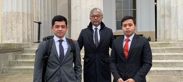 Tengku Hassanal sertai Akademi Tentera Diraja Sandhurst (3)