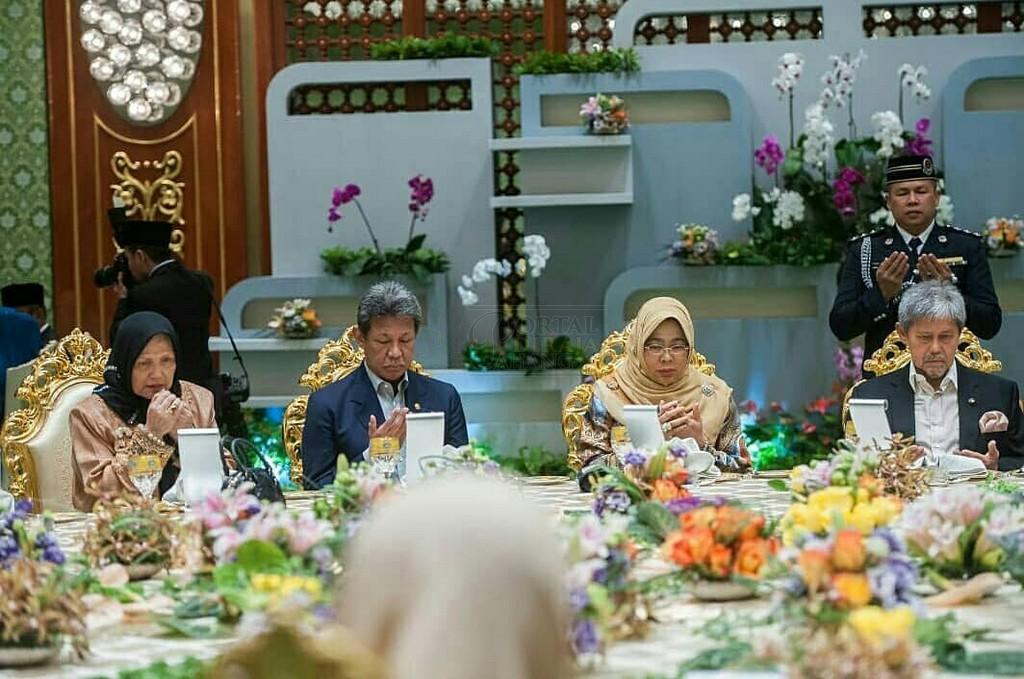 Lawatan SPB Yang Di-Pertuan Agong ke Brunei (11)