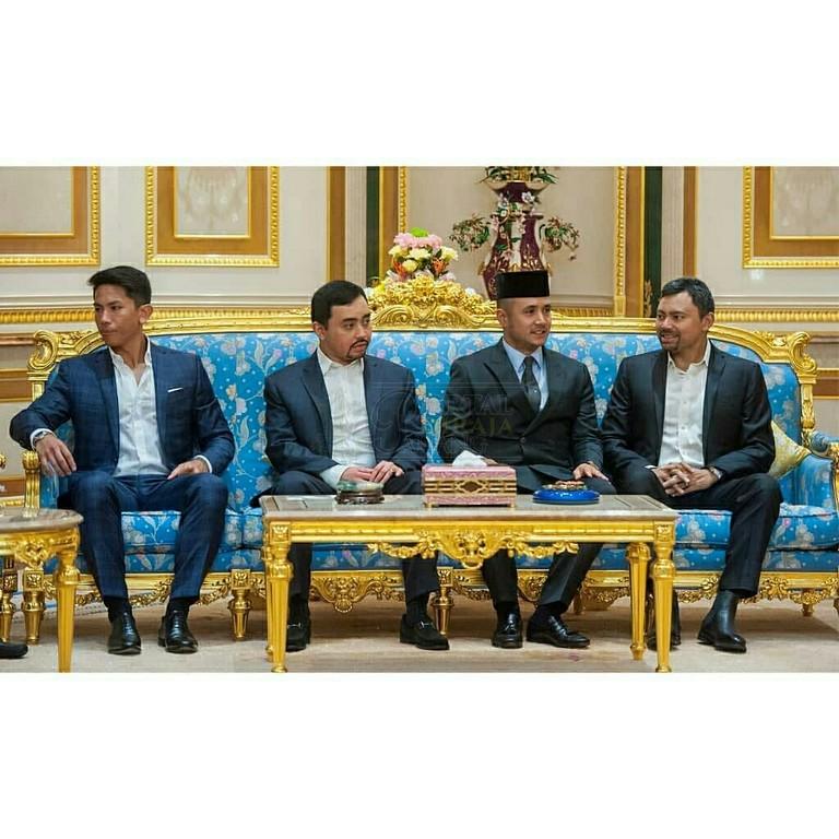 Lawatan SPB Yang Di-Pertuan Agong ke Brunei (14)