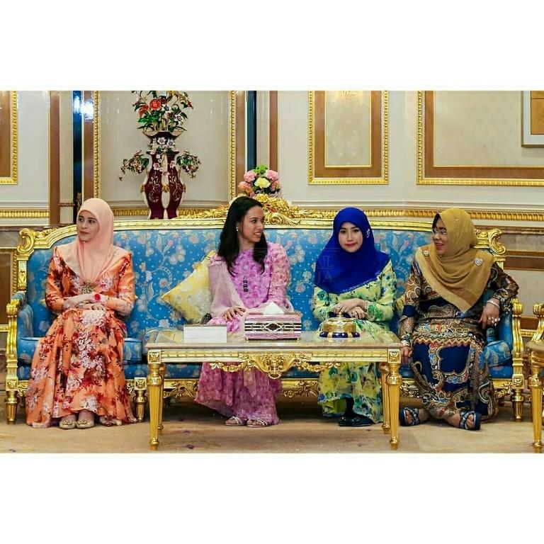 Lawatan SPB Yang Di-Pertuan Agong ke Brunei (15)