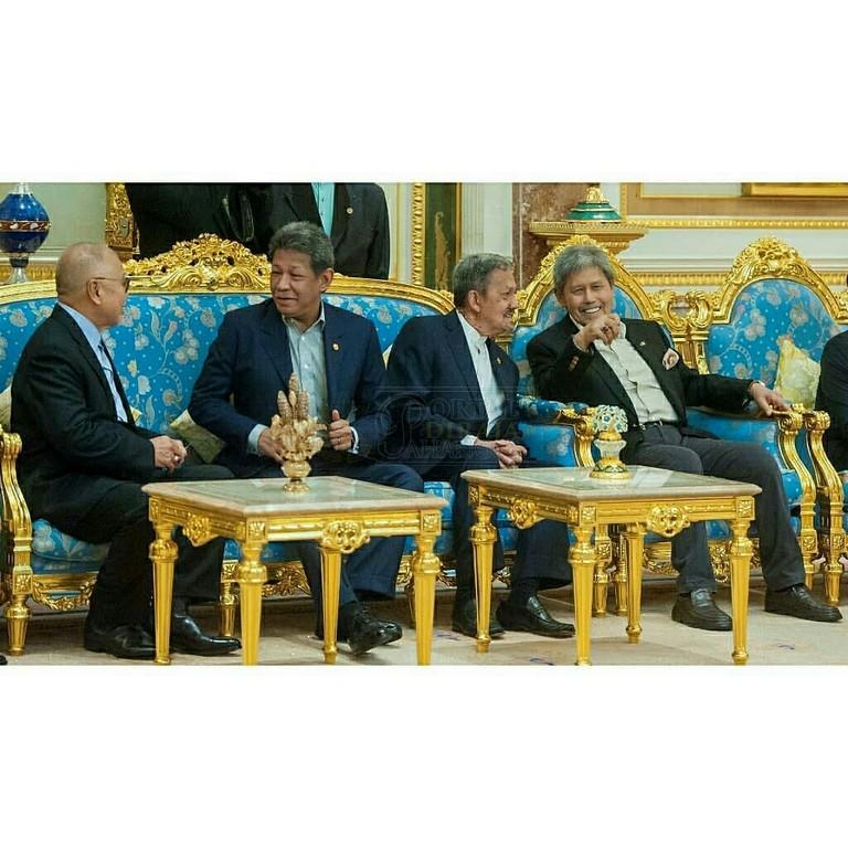 Lawatan SPB Yang Di-Pertuan Agong ke Brunei (16)
