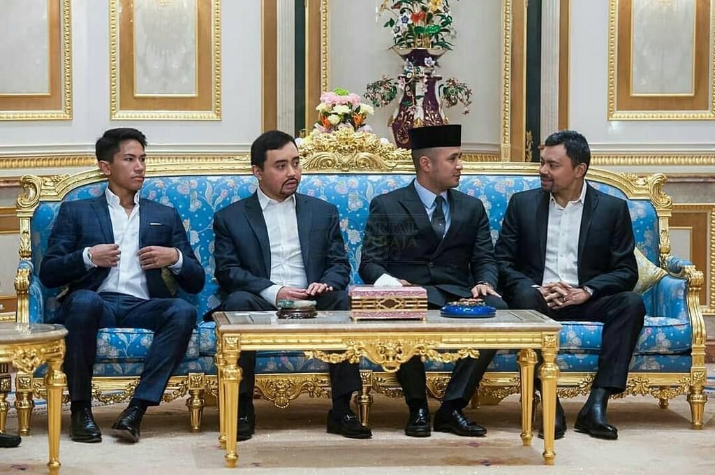 Lawatan SPB Yang Di-Pertuan Agong ke Brunei (19)