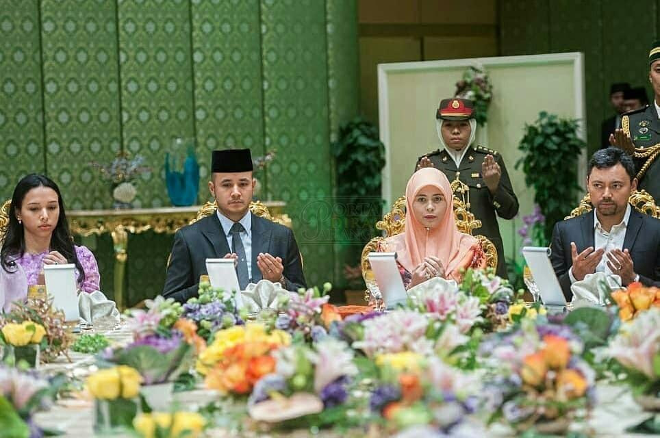 Lawatan SPB Yang Di-Pertuan Agong ke Brunei (20)