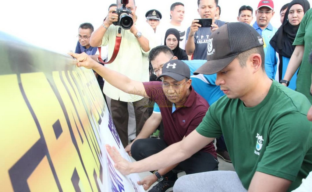 Program Plogging Daerah Pekan (1)
