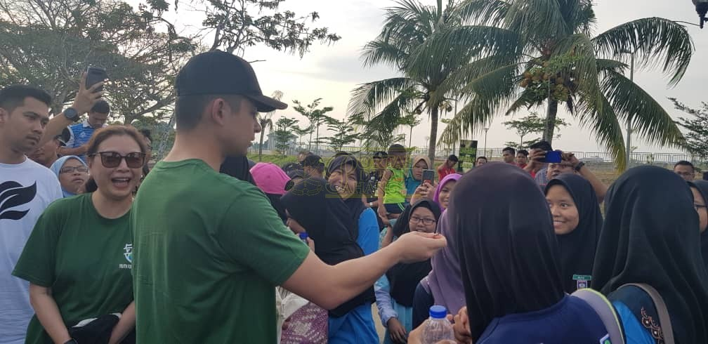Program Plogging Daerah Pekan (10)