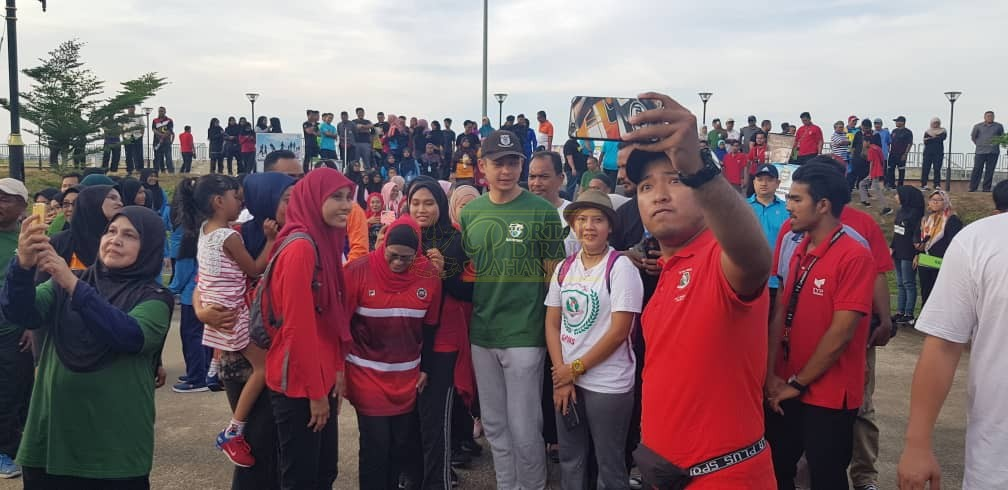 Program Plogging Daerah Pekan (11)