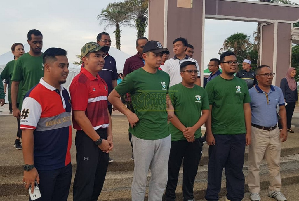 Program Plogging Daerah Pekan (12)