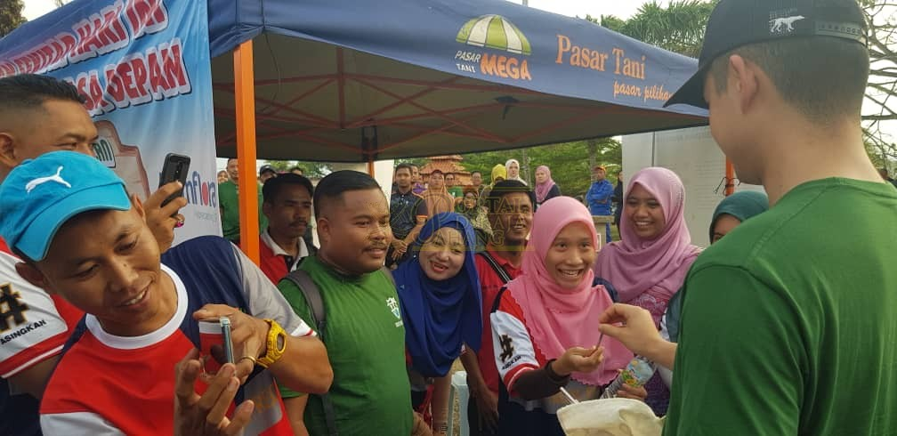 Program Plogging Daerah Pekan (13)