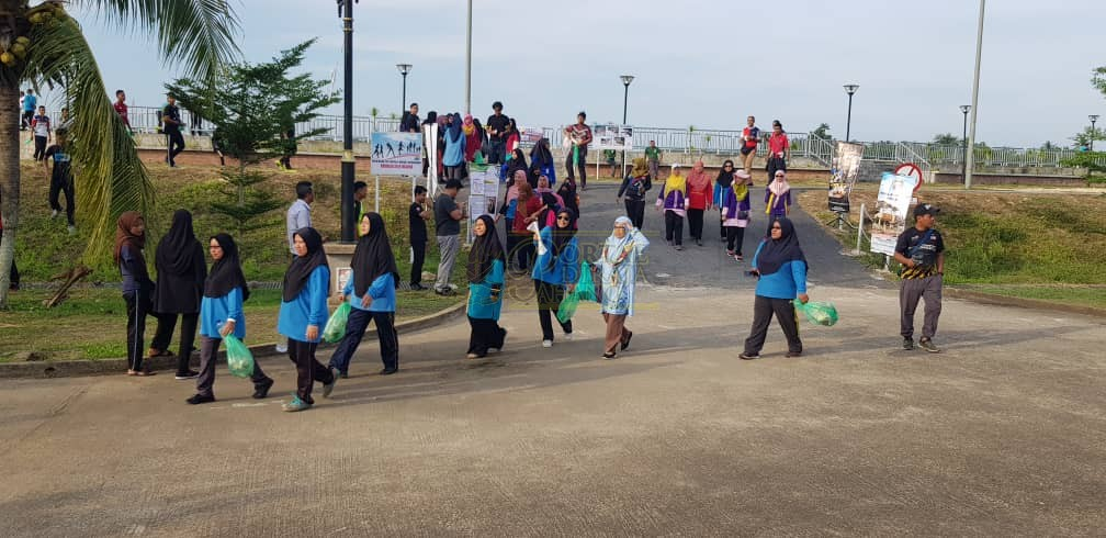 Program Plogging Daerah Pekan (15)