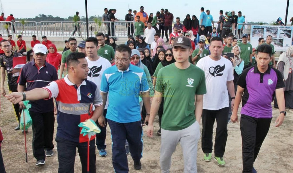 Program Plogging Daerah Pekan (4)