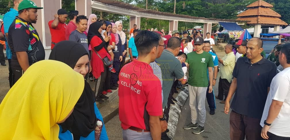 Program Plogging Daerah Pekan (5)