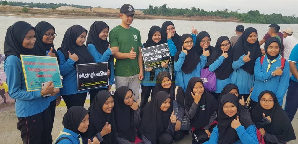 Program Plogging Daerah Pekan (7)