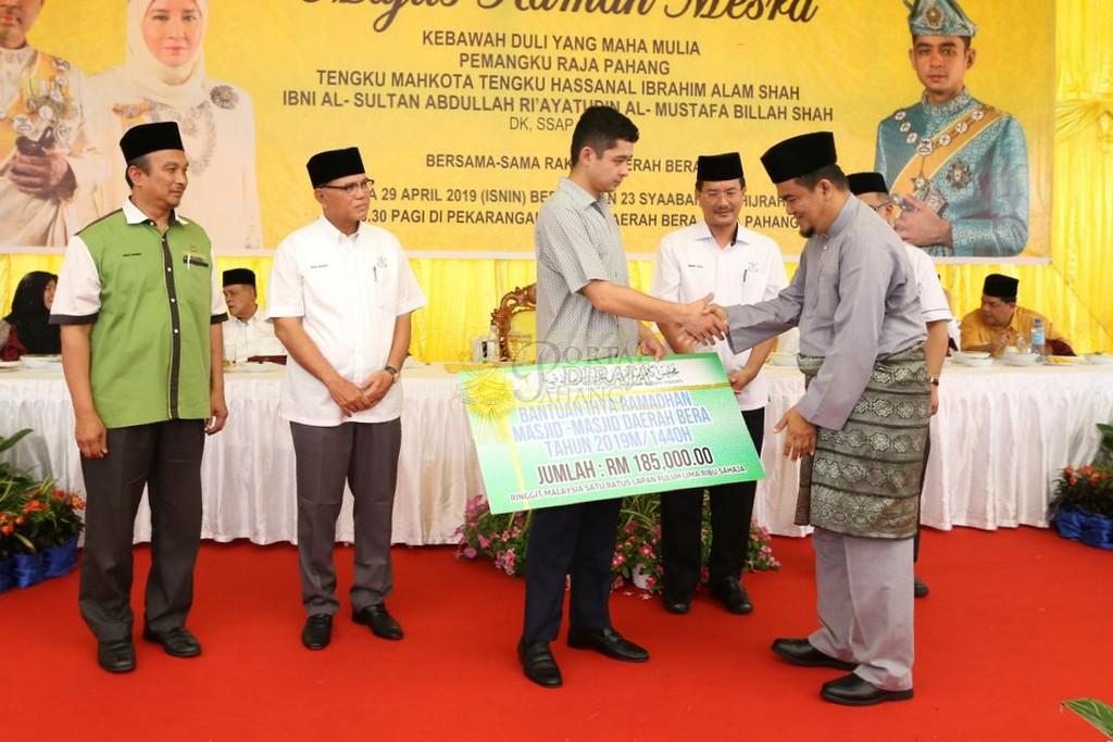 Tanggungjawab Bersama Bantu Golongan Asnaf (10)