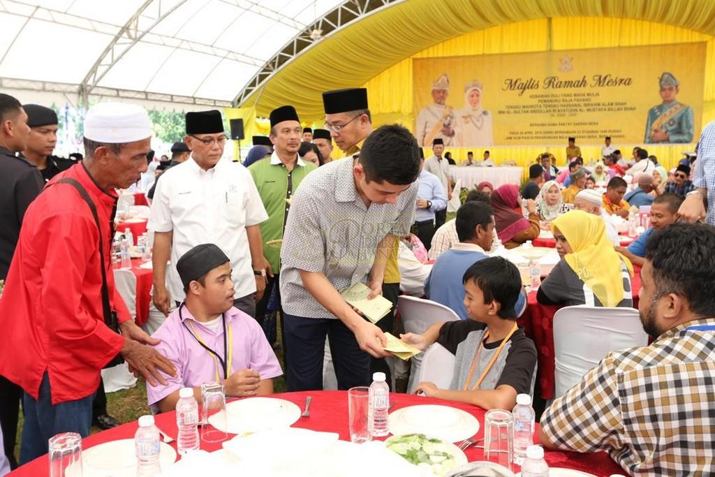 Tanggungjawab Bersama Bantu Golongan Asnaf (11)