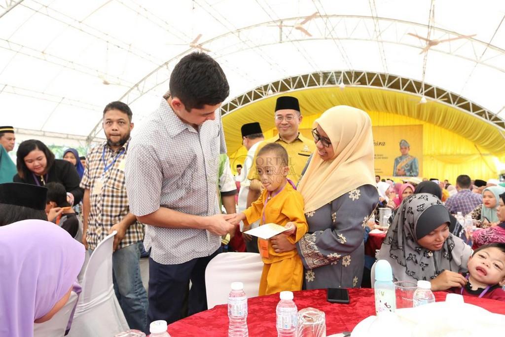 Tanggungjawab Bersama Bantu Golongan Asnaf (13)