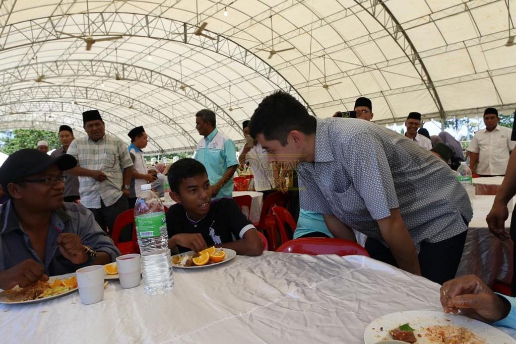 Tanggungjawab Bersama Bantu Golongan Asnaf (14)